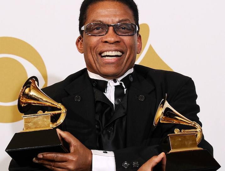 Herbie Hancock To Receive Grammy Lifetime Achievement Awards